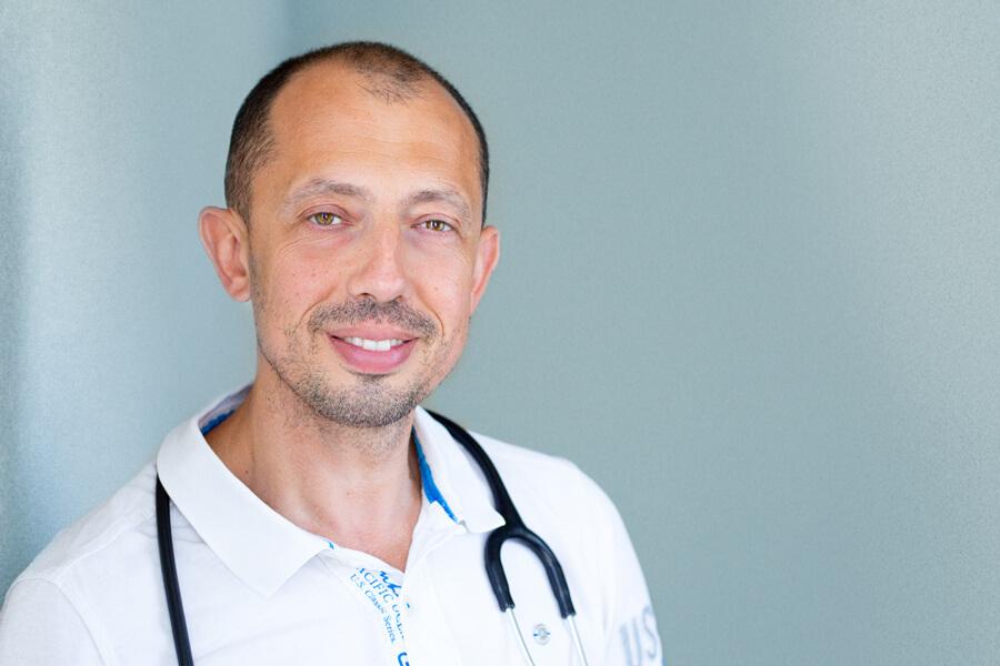 allgemeinarzt praxis